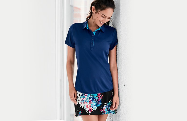Woman wearing NEW lounge and leisure clothing