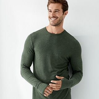 Shop Thermocore Long Sleeve Crew