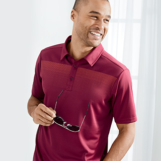 5689572e519 Shop men s performance polo.