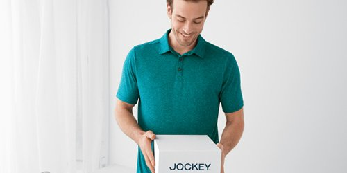 Jockey Box for men