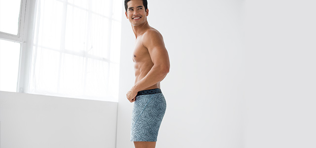 Man in No Bunch Boxers