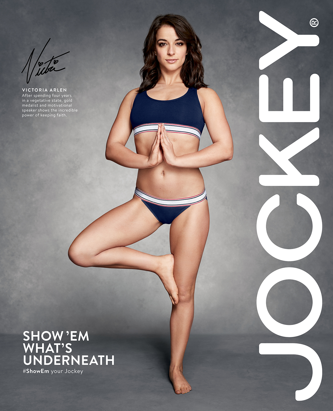Jockey Underwear: Show You're Jockey' Campaign pics