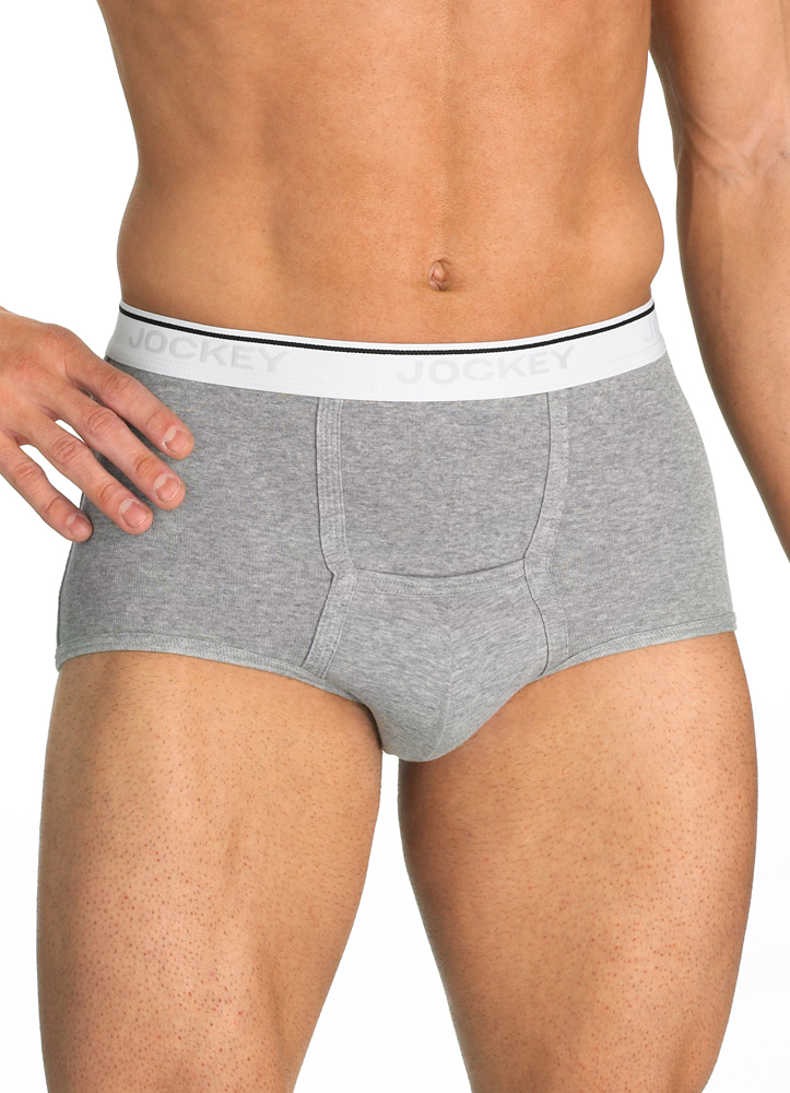 official sale purchase newest great fit Jockey Pouch Brief - 3 Pack