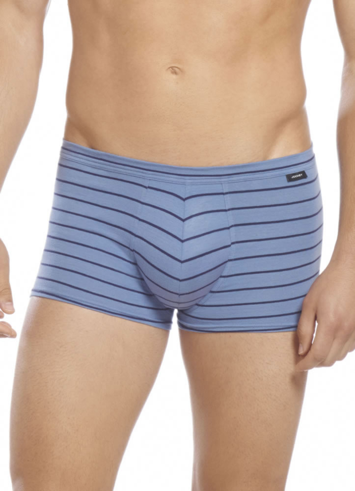 casual shoes top brands online retailer Jockey Low-Rise Cotton Stretch Trunk - 2 Pack
