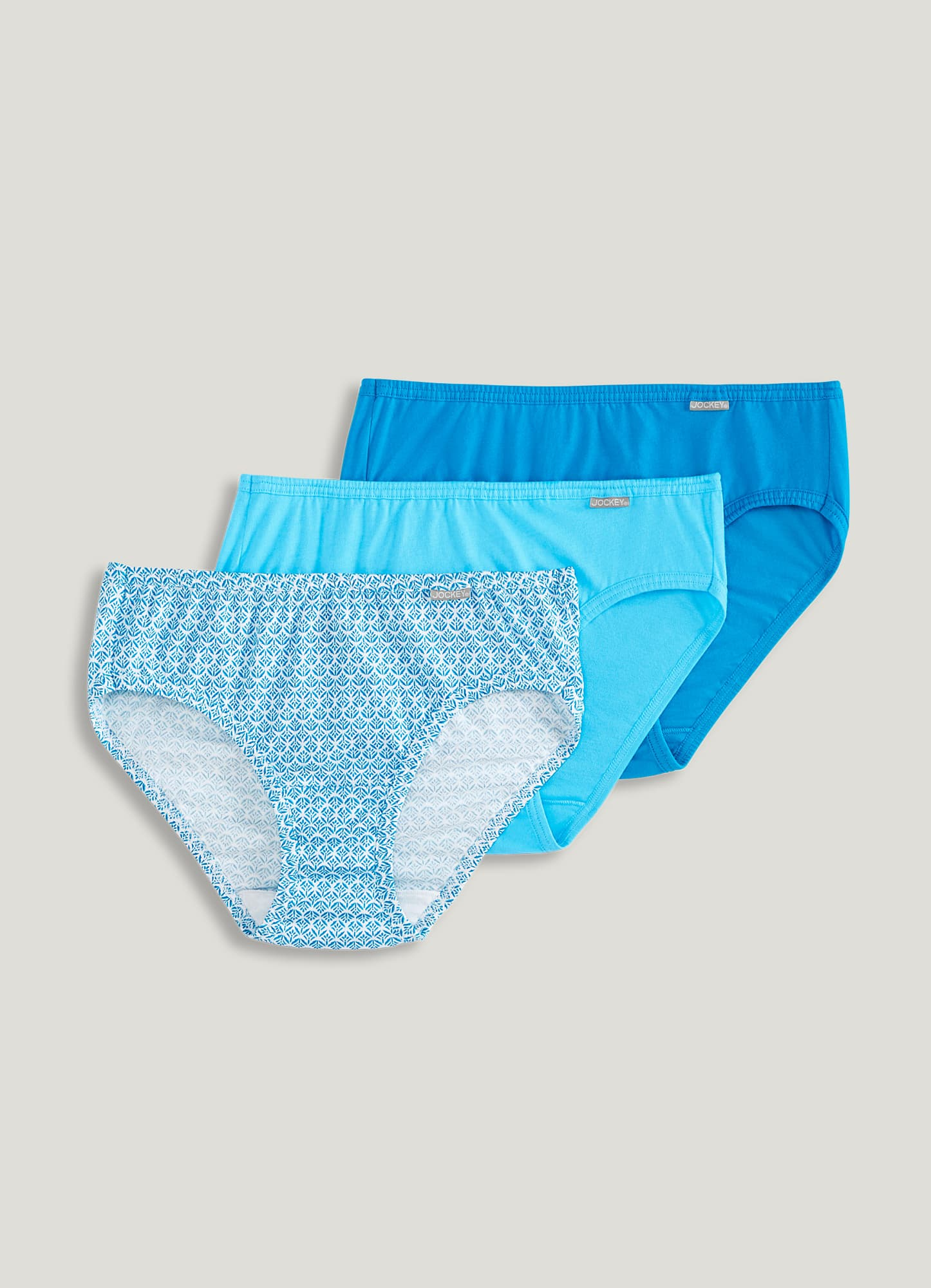 3 Pack Jockey Mens Underwear Elance Bikini