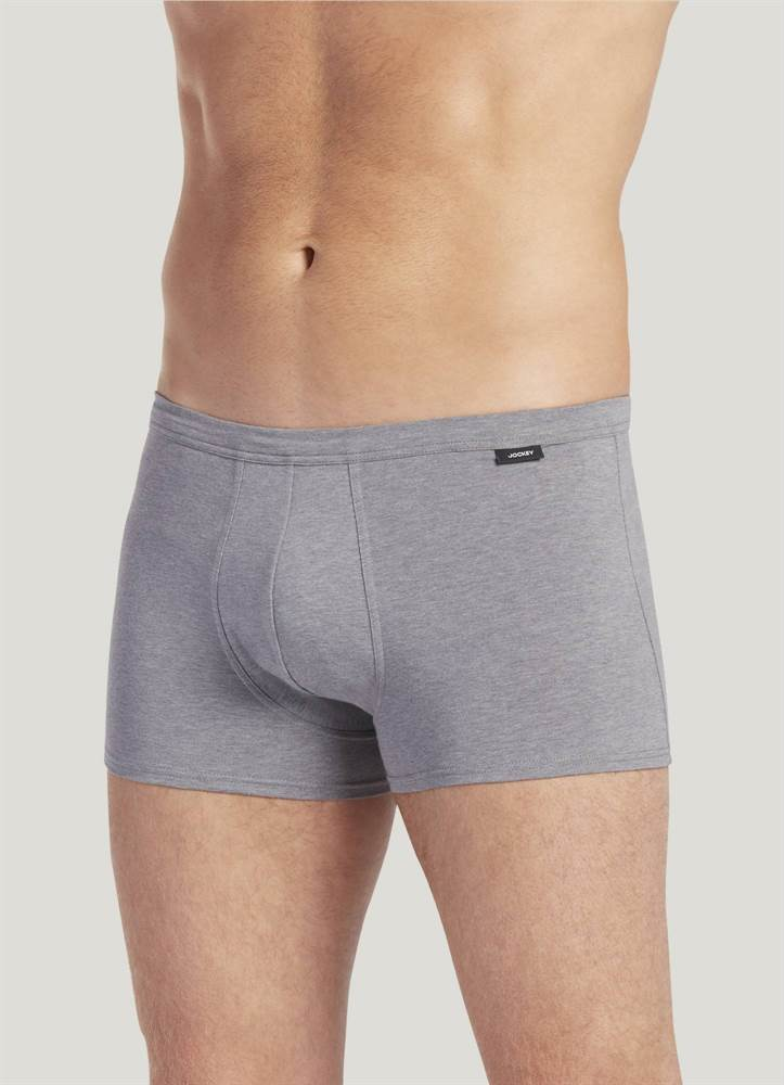 outlet online how to get popular design Jockey® Low-Rise Cotton Stretch Trunk - 2 Pack | Jockey.com