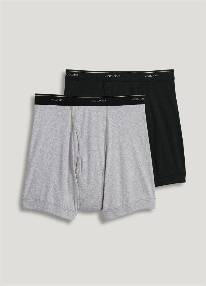 872751e95f Jockey® Big Man Classic Boxer Brief - 2 Pack. $27.00. OMF OMB LDF. Hover To  Zoom