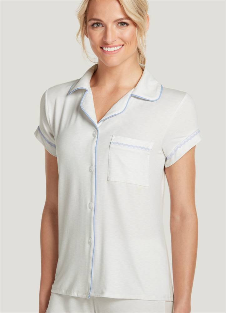 8da5481daa52 Jockey® Bride Notch Collar Top | Jockey.com